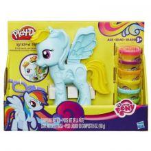 "Play-Doh Набор ""Стильный салон Рэйнбоу Дэш"" My Little Pony Hasbro В0011"