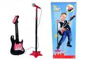 Гитара и микрофон со стойкой Simba Германия