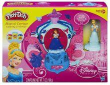 """Набор Play-Doh """"Волшебная карета Золушки"""" Hasbro A6070"""