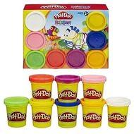 """Play-Doh """"Радужный набор"""" 8 баночек Hasbro"""